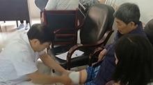 古丈:残疾人免费安装假肢矫形器