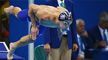 菲尔普斯收获奥运第21金:菲尔普斯200米蝶泳夺冠 个人奥运第20金