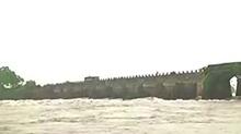 缅甸洪水持续泛滥 已致4人死亡