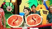 天天向上20160729期:国民初恋林依晨大办水果趴