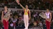 雅典失利之后痛定思痛 历经四年杨威实现奥运大满贯