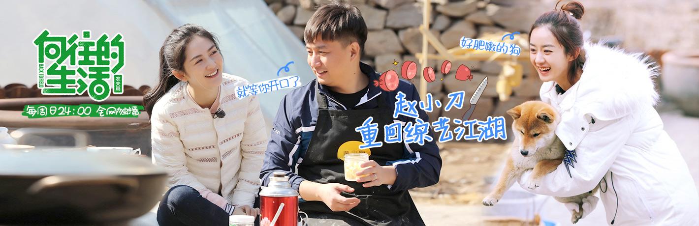 湖南卫视《向往的生活》