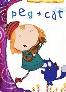 佩格与小猫