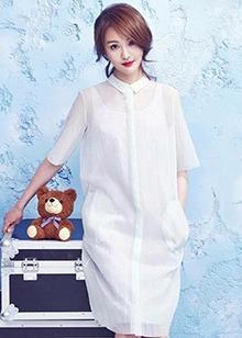 郑爽8月8日出道八周年 小仙女<B>微微</B><B>一笑</B><B>很</B><B>倾城</B>