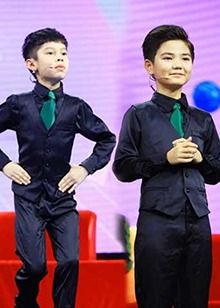 《神奇的孩子》神奇大对决!高颜值踢踏世界舞王VS宇宙舞王