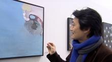 """湖南(国际)艺博会:专家解读3件最""""烧脑""""艺术品"""