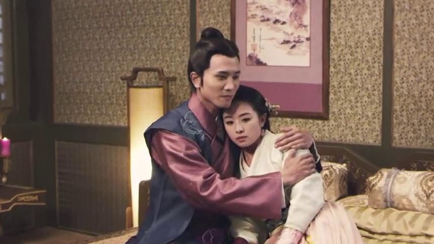 《兰陵王妃》特别策划:张含韵彭冠英甜蜜演绎