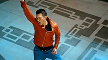 《澳门风云3》片段:刘德华变机器人跳经典歌曲《独自去偷欢》