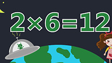 数学儿歌:乘法口诀2