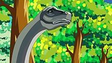 小笨熊恐龙故事第28期:雷龙的故事(三)
