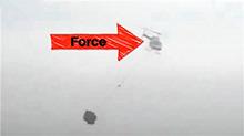 惊人的直升机搬运技巧