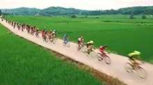 《直播大事件》10月22、25日:环洞庭湖国际公路自行车赛