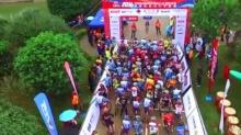 直播大事件20161025期:环洞庭湖国际公路自行车赛 龙头井站