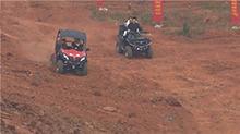 韶山建成国际越野赛场