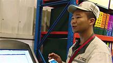智造升级:中车株机生产线应用智能制造系统