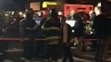 美国:<B>曼哈顿</B>垃圾桶爆炸 至少29人受伤