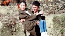 杜淳陈乔恩上演浪漫公主抱
