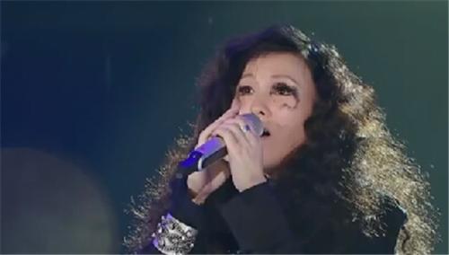 我是歌手20140131期:罗琦唱成名作落泪致敬新生