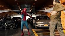 《蜘蛛侠:英雄归来》战衣升级预告 <B>钢铁侠</B>护航小蜘蛛全面升级