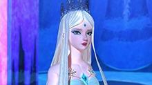 初入冰公主宫殿 到处都是晶莹剔透