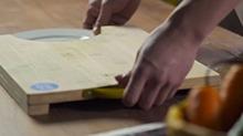 【罐头视频】DIY抽式砧板