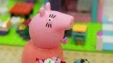 【<B>小猪</B><B>佩奇</B>玩具故事】猪妈妈的生日惊喜