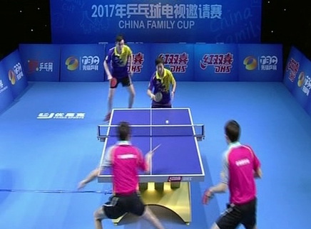 乒乓是也20171130期:CFC乒乓球电视邀请赛