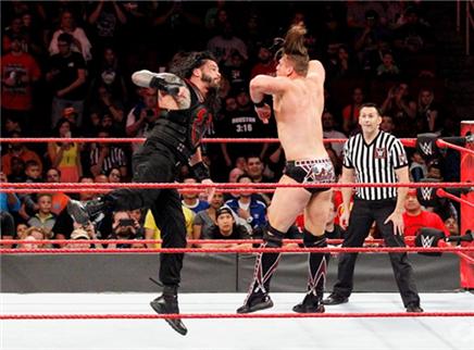 WWE单场集锦