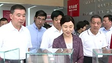 李微微率部分住湘全国政协委员在吉林调研 实地观摩吉林民营经济转型发展经验