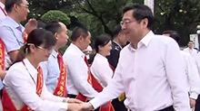 湖南省表彰人民满意的公务员集体和个人