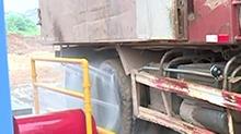 醴陵:引进渣土车自动清洗机