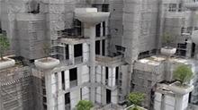 """上海:鬼才设计师 建造""""古<B>巴比伦</B>空中花园"""""""