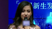 "<B>杨颖</B>""升级"":新手妈妈 老手心态"