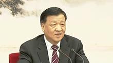 刘云山参加山西代表团审议