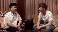 张大大采访张艺兴全程被耿直兴怼 wuli艺兴真的在认真回答
