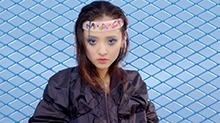 【少年企画NEWS】MAC时尚大片先行版公布 <B>吴倩</B>与色彩的捉迷藏