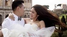 安以轩与老公登记结婚全过程曝光 经纪人确认陈乔恩当伴娘