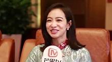 <B>宋茜</B>专访:飞越长城害怕到傻笑 赞陈妍希最萌关之琳最女神