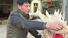 十八年准备三年精雕 小木匠用<B>二十一</B>年完成雕龙梦
