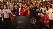 《战狼2》票房向50亿关口迈进 <B>吴京</B>或加盟史泰龙《敢死队4》