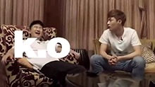 """发现一枚耿直BOY 张大大采访张艺兴惨被""""K.O"""""""