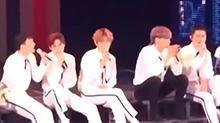 这中文我给满分 <B>EXO</B>全体成员合唱张艺兴Solo《独角兽》