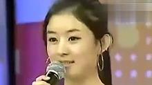 19岁的赵丽颖上节目欧弟直夸可爱 被追问有没有男朋友