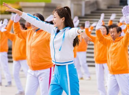 我们来了第二季20170915期:沈梦辰跳秧歌秀广场舞 陈妍希另类东北话酥炸天