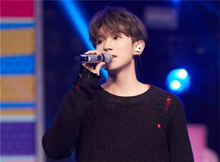 第2期:王源青年节演绎情歌
