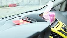 车内放置什么会造成安全隐患?