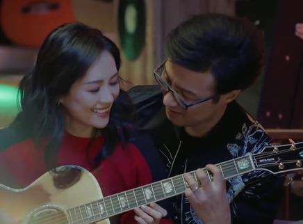 先导片:章子怡汪峰合体秀恩爱