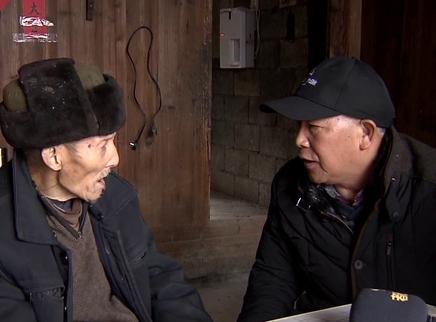 跨越鸭绿江 七十年父子终团聚