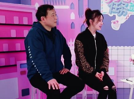 甜蜜的任务第7期:袁姗姗父女综艺首秀 现场催婚女儿引爆笑