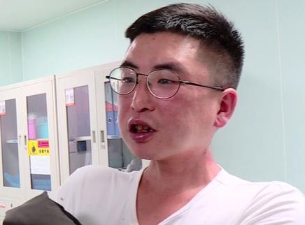 """女大学生千里""""血援"""""""